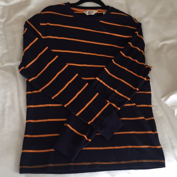 ddfbefb5 Original Penguin Shirts | Long Sleeve Striped Shirt | Poshmark